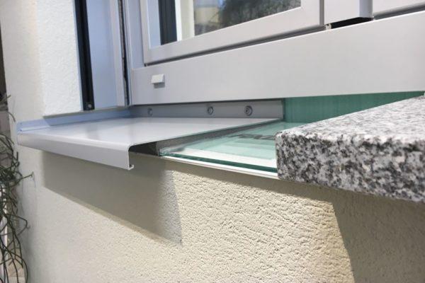 Fixotherm Fensterbank-Dichtsysteme
